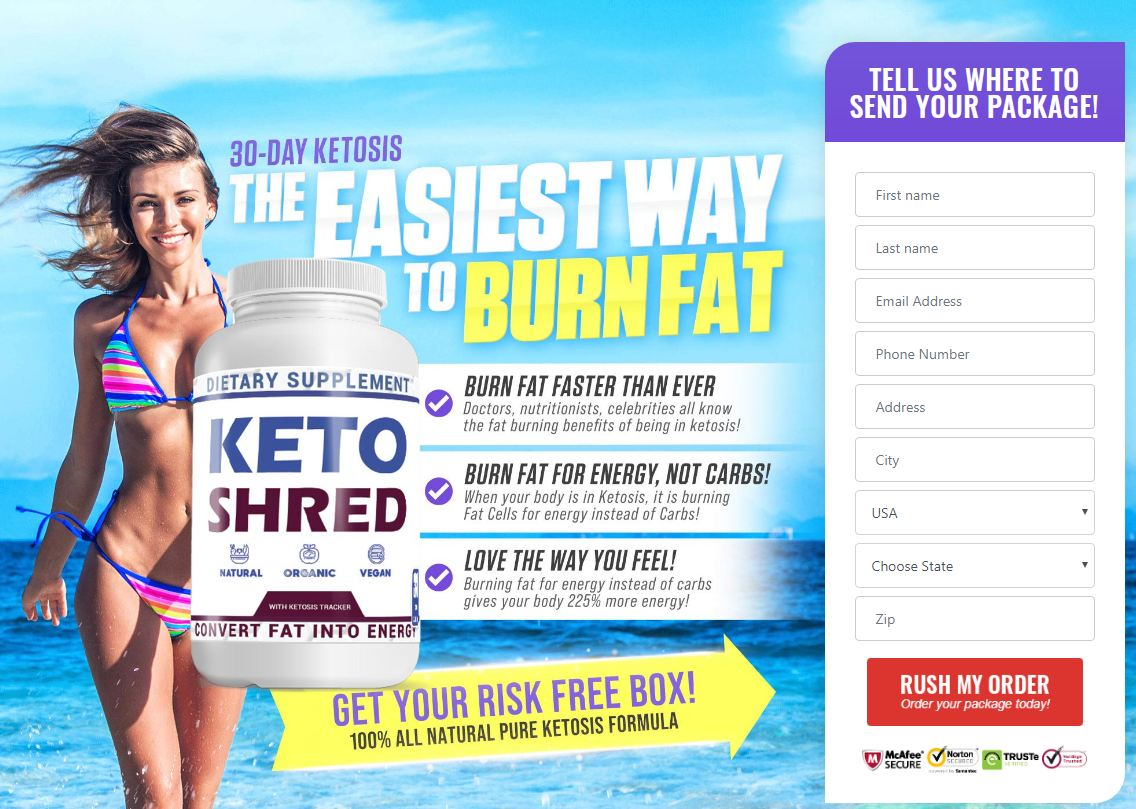 Keto Shred Labs
