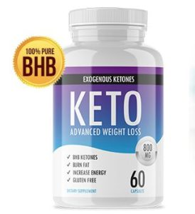 Advanced Keto Weight Loss