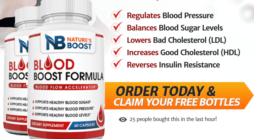 Blood Boost Formula
